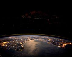 Fotos: La Tierra vista desde el espacio 2014-Europa de noche desde el espacio 5346