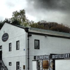 Glengoyne scotch distillery in the Scottish highlands. http://www.potomacbeads.com