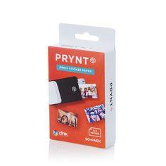 Prynt Zink Sticker Photo Paper