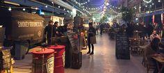 Vorige week bezocht ik het Food Soul Festival in de Kromhouthal in Amsterdam-Noord. Lucky for me, is dat echt om de hoek van mijn werk. En omdat het gratis toegang was, was de keuze snel gemaakt om even langs te gaan. Het concept is eigenlijk een beetje als de rollende keukens: alle hippe foodtrucks zijn …