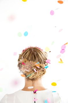 it's a party for your head | new ban.do hair accessories
