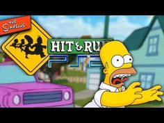 Classic PS2 Game on PC - The Simpsons Hit & Run
