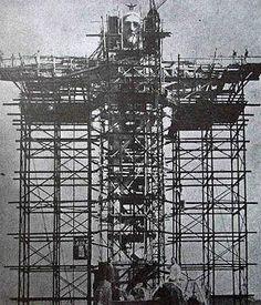 constructions of Christ the Redeemer in Rio da Janeiro, Brazil