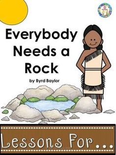 Observe and describe rocks by size, texture, and color. Science, Math, Vocabulary, Writing, Centers and more!  Included in this product: Lesson Plans which include before, during and after reading suggestions, for 5 days.  Centers (or small group) Suggestions • Math • Art • Science • Writing Word Families and Digraph CK Worksheets Adjectives Worksheet Prepositions Works