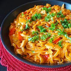 Made by Ankva: One pot -pasta Igorin tapaan