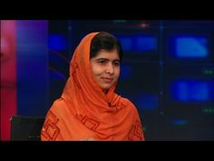 The Daily Show: Extended Interview: Malala Yousafzai - http://thedailynewsreport.com/2013/10/10/top-news-videos/the-daily-show-extended-interview-malala-yousafzai/