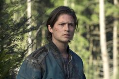 Finn's (Thomas McDonell) search for Clarke (Eliza Taylor) proved once and for all that the previously moral-led character has changed in the latest episode of The 100. Description from entertainment-focus.com. I searched for this on bing.com/images