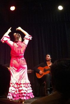 $85 our Flamenco tour of Madrid. Nothing else like it.
