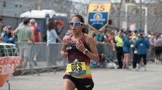 Jordan Hasay, Des Linden Rehash The Boston Marathon Running Magazine, Boston Marathon, Running Women, Role Models, Jordans, Lady, Sports, Twitter, Tops