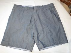 """Men's Tommy Hilfiger 42 9"""" Inseam shorts 421 navy blue 78A3154 casual TH #TommyHilfiger #shorts"""