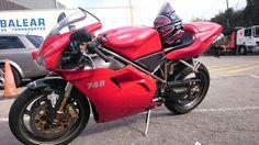 Red Ducati ⚡