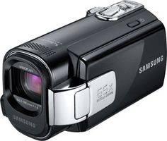 Samsung goes ultra-Zoom with SMX-F40, F43, F44 camcorders