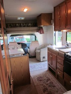 1999 Itasca Spirit Class C RV For Sale By Owner In Redwood City California