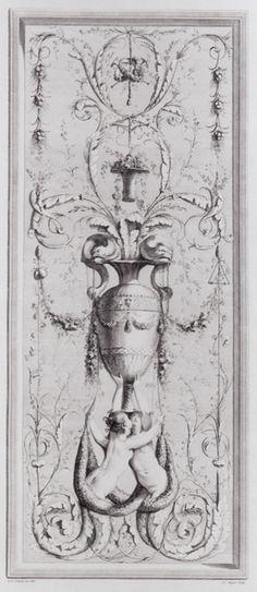 Tombstone:  Bound Print, 1921-6-204-4.Smithsonian, Cooper-Hewitt, National Design Museum