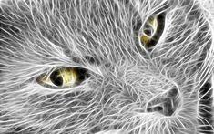 Фрактальные животные: masterok