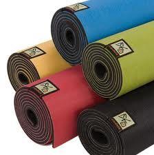 Manduka Yoga Mat...love the red!