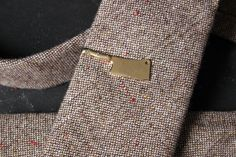 Vintage Meat Cleaver Tie Clip. by sonofsoren on Etsy, $40.00