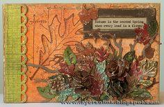 Sizzix Sizzlits Autumn Gatherings idea - Google 検索