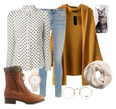 """""""First Light"""" by betty220285 ❤ liked on Polyvore featuring H&M, Alexander Wang, RED Valentino, Charlotte Russe and Ray-Ban"""