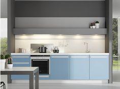 Linear kitchen VELVE | Linear kitchen