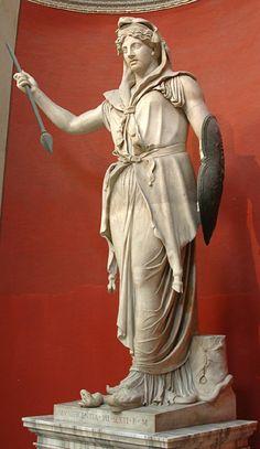 Juno (Hera) Sospita, Roman statue (marble), c. Roman Sculpture, Sculpture Art, Sculptures, Greek And Roman Mythology, Greek Gods And Goddesses, Roman Artifacts, Ancient Artifacts, Art Romain, Chef D Oeuvre