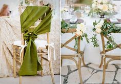 Sillas para bodas  Una boda es un evento especial en la vida de toda mujer, por eso, para que el día sea perfecto y tengas un ambiente acorde con tus expectativas, te dejamos unos sencillos tips para decorar las sillas, bien sea de la ceremonia o de la fiesta posterior