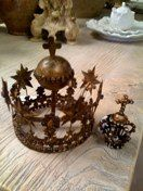 Jewelled crowns
