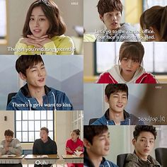 "YEOLS EYE SMILE Episode 4 - ""There's a girl I want to kiss"" #Sassy Go Go"