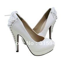 2013 Free Shipping New Fashion Women Lace Up Stilettos Ladies Belt Platform Pumps High Heels Shoes size:34-39 $31.00