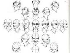 I have used this in my class to help out my students with proportions and tilts of the human head.  Best resource yet!!!