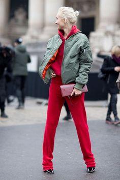 Street style   les plus beaux looks repérés à l entrée du défilé Chanel 30386584114