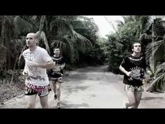 Awesome Muay thai training video.