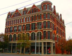 """I could picture Jaya, in my novel """"Promise,"""" living on the top floor here. Lima, Ohio."""