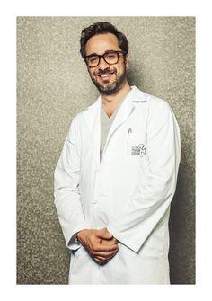 Doutor Luis Miguel Corte Real - Director Clínico da Clinica Parque da Cidade