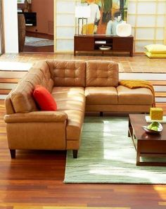 Leather Sofa Round-up