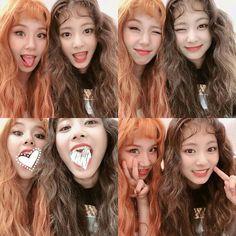 Tzuyu e Chaeyoung - Twice #twice #kpop #tzuyu #chaeyoung