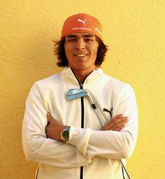 Rickie Fowler won his first tournament today in charlotte