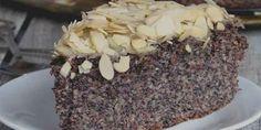 Low Carb Walnuss-Mohn Kuchen