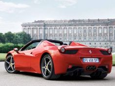 2013 Ferrari 458 Spider | 'Drive Top-Down With the 10 Hottest Convertibles This Summer' | by Karishma Roye for Luxpresso