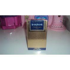 Guerlain Shalimar Original Formula Eau de Toilette 50 OZ Sealed In Box in Health & Beauty > Fragrances > Women's Fragrances Dior Addict, Seal, 50th, Fragrance, The Originals, Box, Beauty, Eau De Toilette, Snare Drum