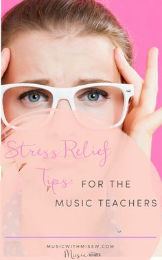 Being a music teacher can bring a lot of stress. Check out these tips for relieving stress and keeping calm. Teaching Career, Teaching Music, Teaching Ideas, Stem Teaching, Nostalgic Songs, Music Education Activities, Top 40 Songs, Music Classroom, Music Teachers