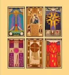 Easter Church Banner Patterns | Church Banners Lent