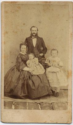 Family c. 1850's/60's.