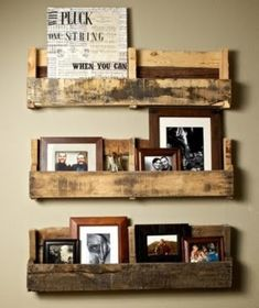 So what? I really like rustic / do it yourself type home decor