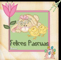 - ♥ - ♥Felices Pascuas - ♥ - ♥