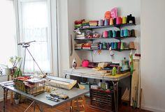 Ateliê Craft Room Home Office