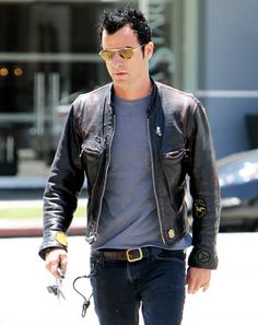 Justin Theroux - all I know about you is your date Rachel from friends and dress nicely