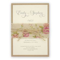 Amazing diy rustic wedding invitations kits - Tips for your home