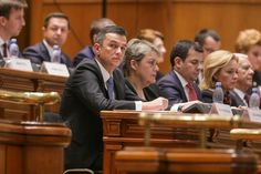 Romania's government will scrap a decree decriminalizing some graft offences on Sunday, Prime Minister Sorin Grindeanu said on Saturday, as some demonstrators protested against the law a stone's throw from his office. Romania, Prime Minister, Scrap, Sunday, Sayings, World, Ebay, News, Domingo