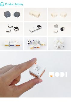 Luxrobo is raising funds for MODI: Create Anything You Want with Robotics of Things on Kickstarter! MODI is a modular device for DIY IoT, and robotic creations. Just Connect and Build with MODI module. Computer Games For Kids, Disruptive Technology, Smart Design, Ux Design, Design Ideas, Robot Design, Wearable Device, New Gadgets, Cool Tech
